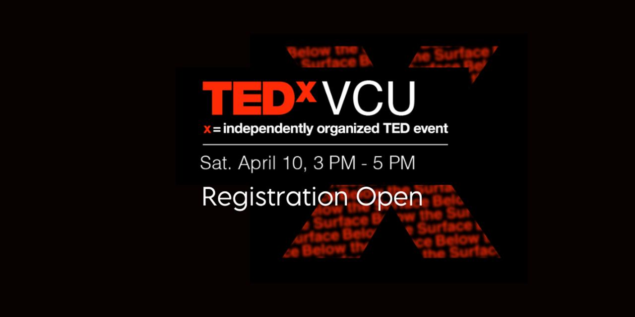 TEDxVCU Event Logo
