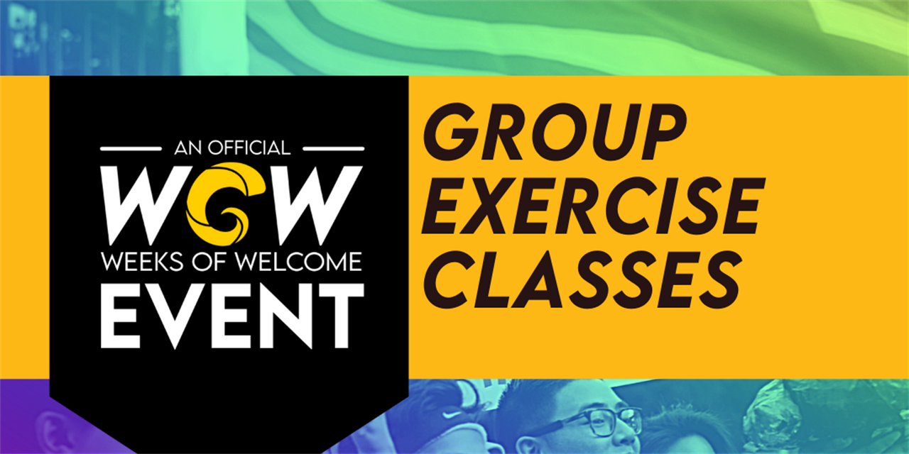 Group Exercise Classes Event Logo