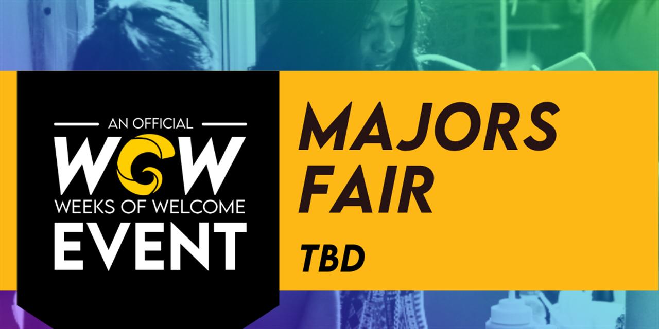 Majors Fair Event Logo