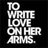 To Write Love on Her Arms - WCU's logo
