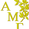 Alpha Mu Gamma - Zeta Rho Chapter's logo