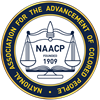 NAACP of West Chester University's logo