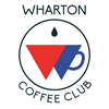 Wharton Coffee Club's logo
