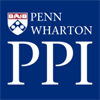 The Penn Wharton Public  Policy Initiative Summer Internship Program's logo
