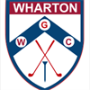 Wharton Golf Club's logo