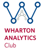 Wharton Analytics Club's logo