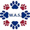Wharton Animal Society's logo