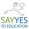 Say Yes to Education's logo