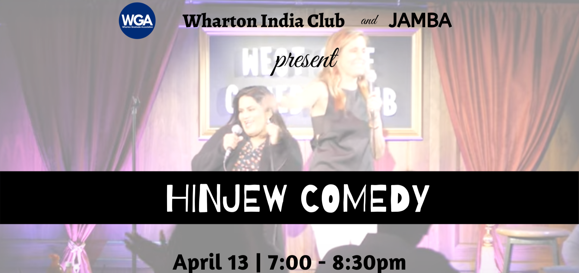 Hinjew Stand-Up Comedy