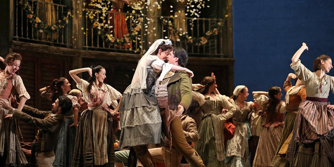 [ART] Opera 101 & Don Giovanni HD Streaming Event Logo
