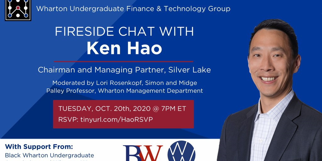Fireside Chat with Ken Hao, Chairman of Silver Lake Partners