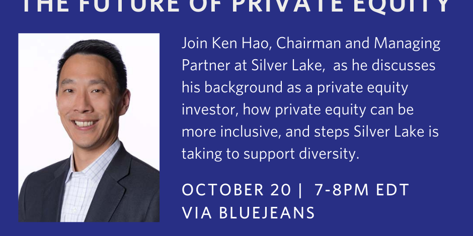 D&I Speaker Fund: The Future of Private Equity