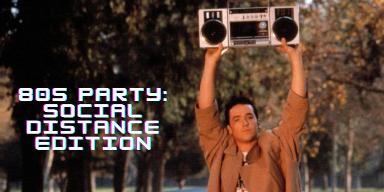 The Wharton 80s PARTY!! (feat. DJ KozMoS)