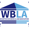 Wharton Business Law Association's logo