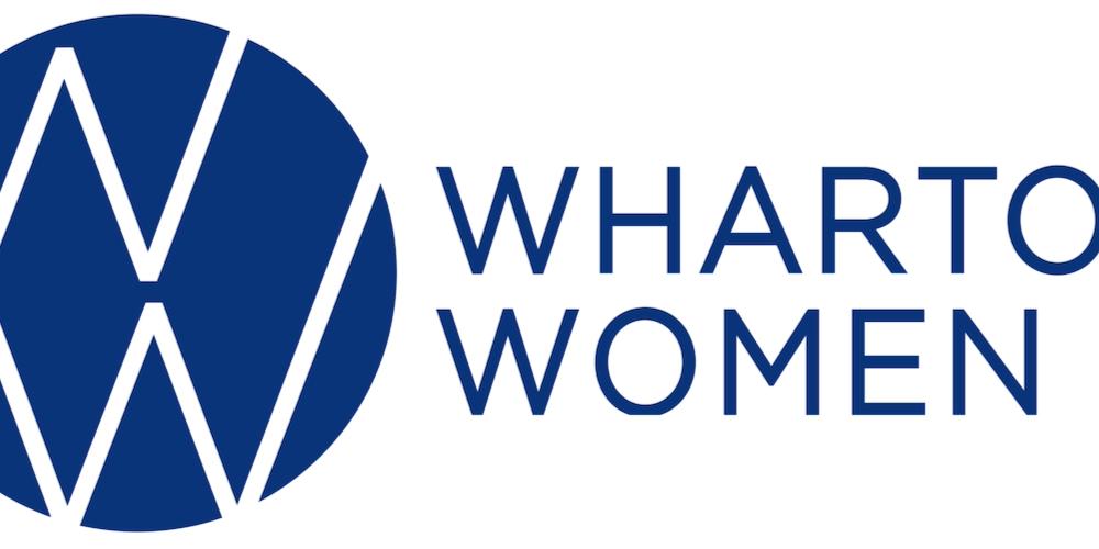 Wharton Women Winter Welcome GBM Event Logo