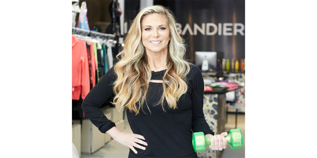 Fireside Chat with Jen Bandier, CEO and Founder of Bandier Event Logo