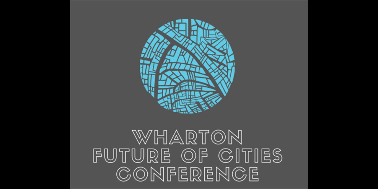 Wharton Future of Cities Conference 2021 Event Logo