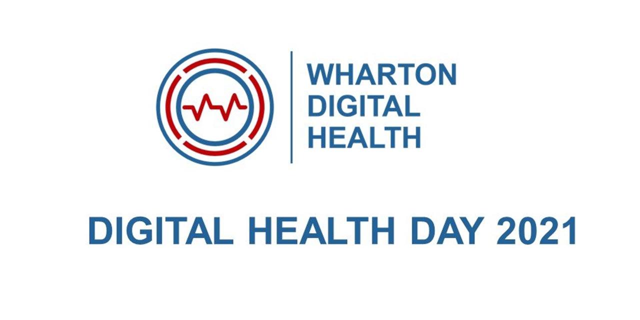 Wharton Digital Health Day 2021 Event Logo
