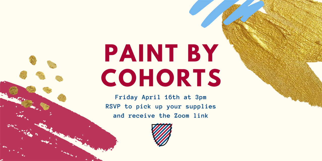 Paint by Cohorts Event Logo