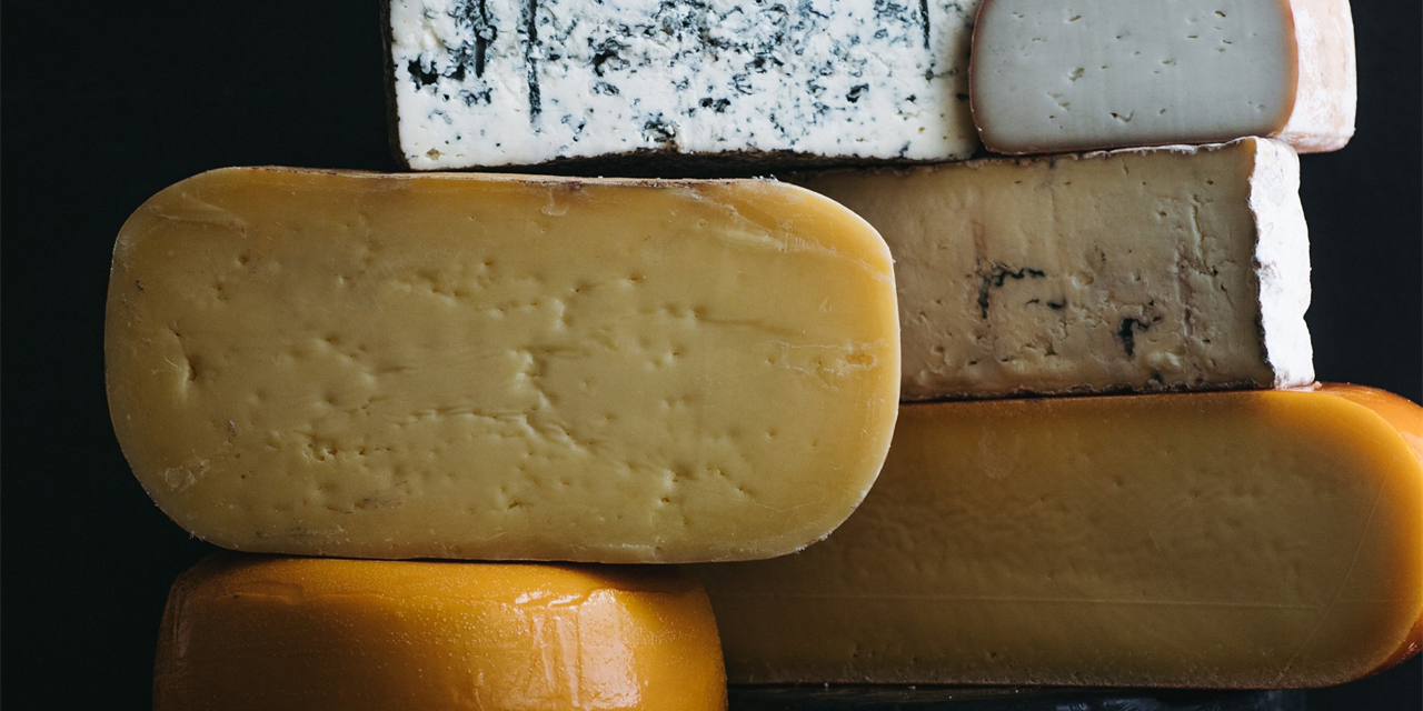 Find Me Where the Cheesy Things Are: In-Person Cheese Tasting w/ Third Wheel Cheese Co Event Logo