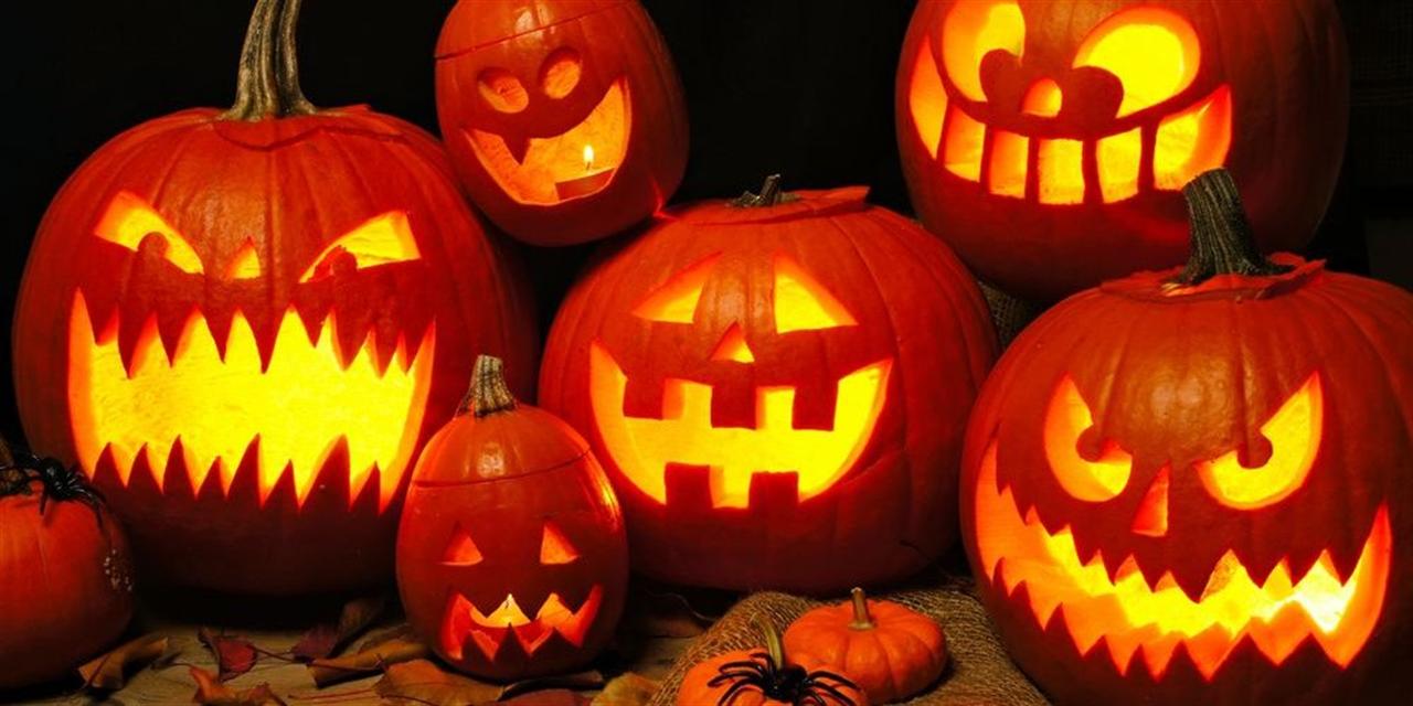 WPC + WKC Pumpkin Carving Happy Hour Event Logo