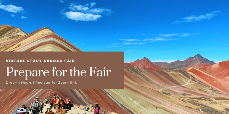 Prepare for the Fair - Drop-in Hours