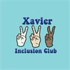 Xavier Inclusion Club's logo