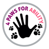 4 Paws for Ability at XU's logo