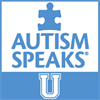 Autism Speaks U's logo