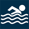Club Swimming's logo