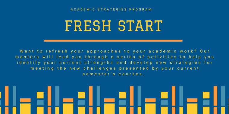 Fresh Start Event Logo