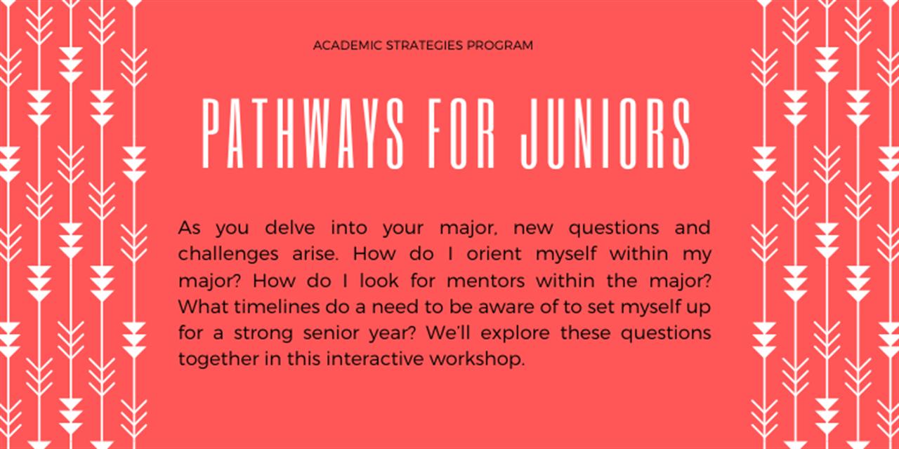 Pathways For Juniors Event Logo