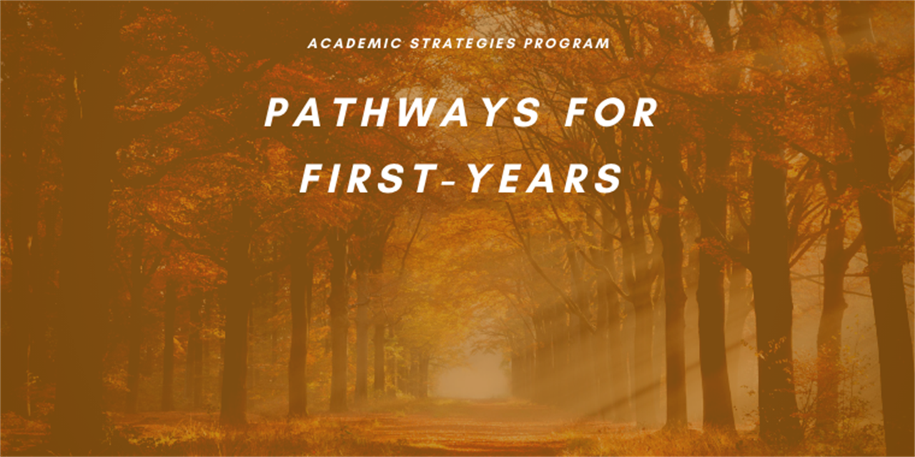 Pathways For First-Years Event Logo