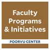 Poorvu Center: Faculty Programs and Initiatives's logo