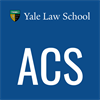 American Constitution Society for Law and Policy at Yale Law School's logo