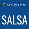 South Asian Law Students' Association's logo