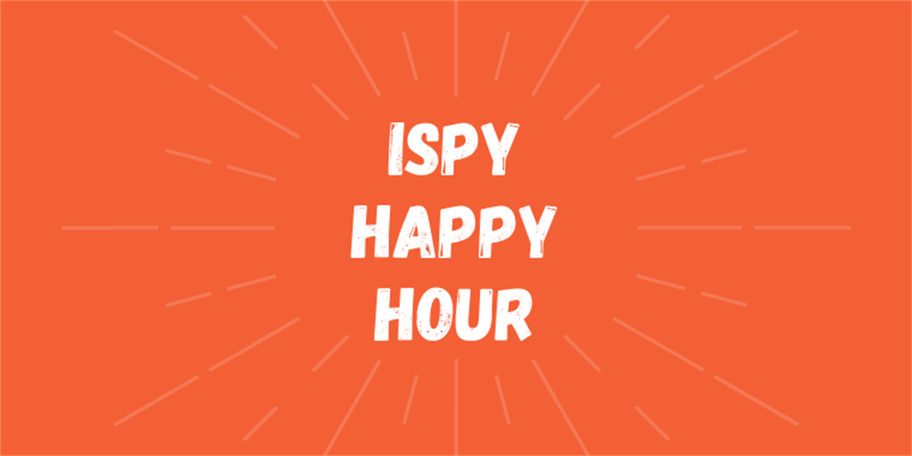 Spouse & Partner Virtual Happy Hour Event Logo