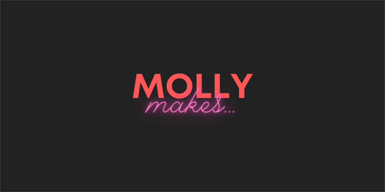Molly Makes...Memories! Event Logo