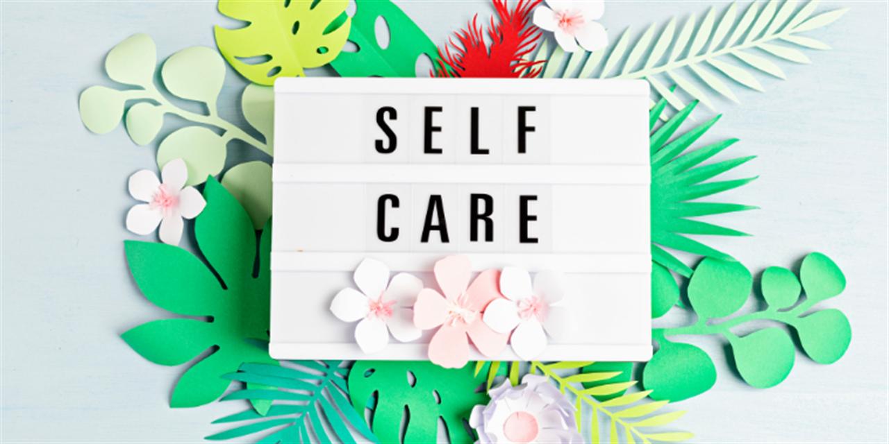 A Guide To Self-Care Sundays Event Logo