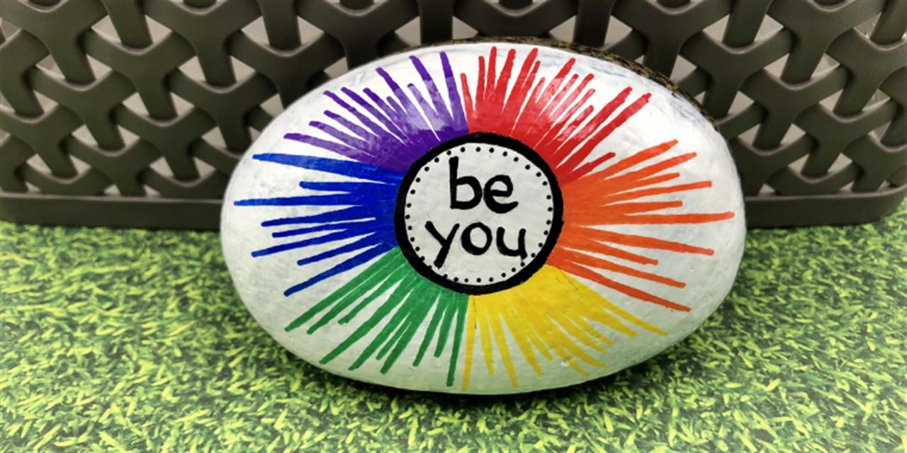Spread Kindness (Rocks) Event Logo