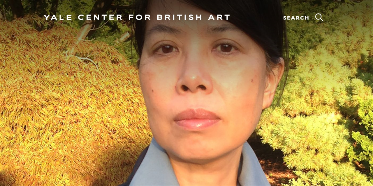 Art In April: YCBA at home: Artists in Conversation | An-My Lê Event Logo