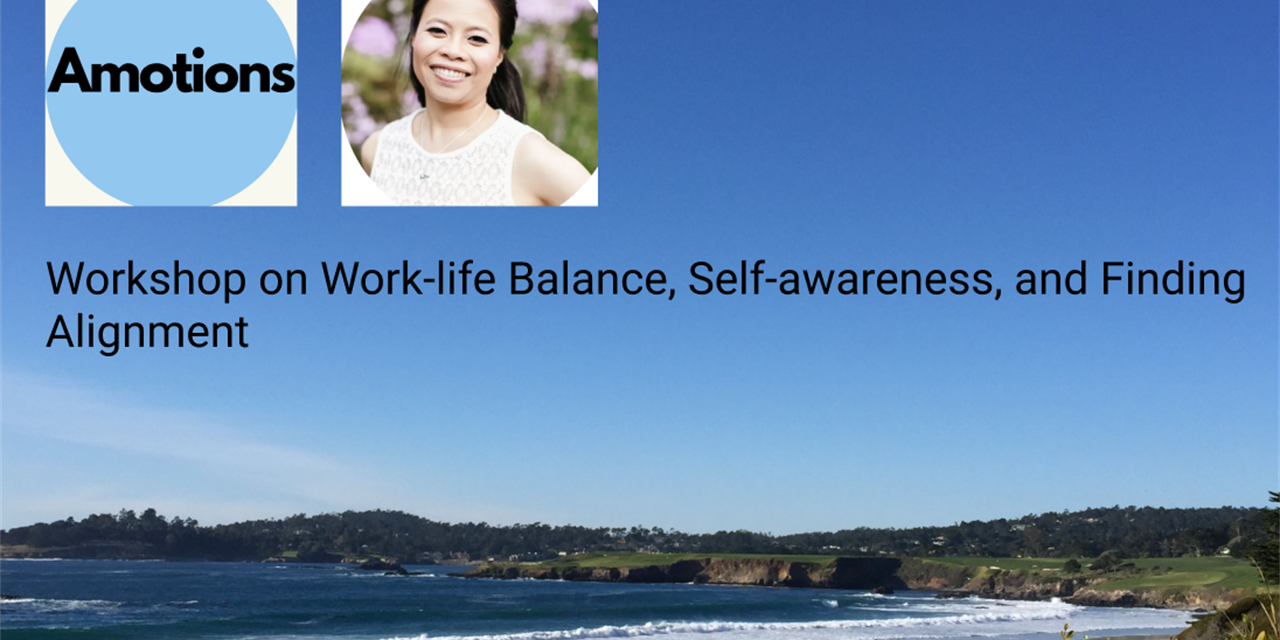Workshop on Work-Life Balance, Self-Awareness and Empathy, and Getting Alignment Event Logo