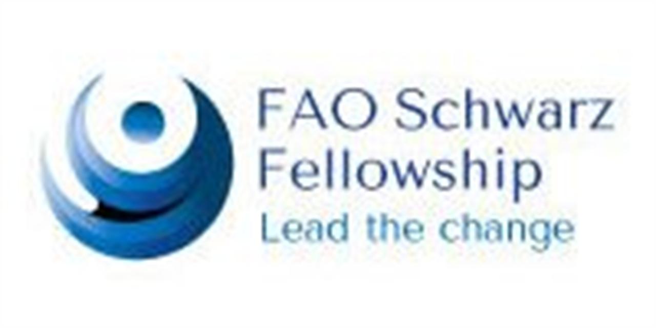 FAO Schwarz Fellowship Info Session Event Logo