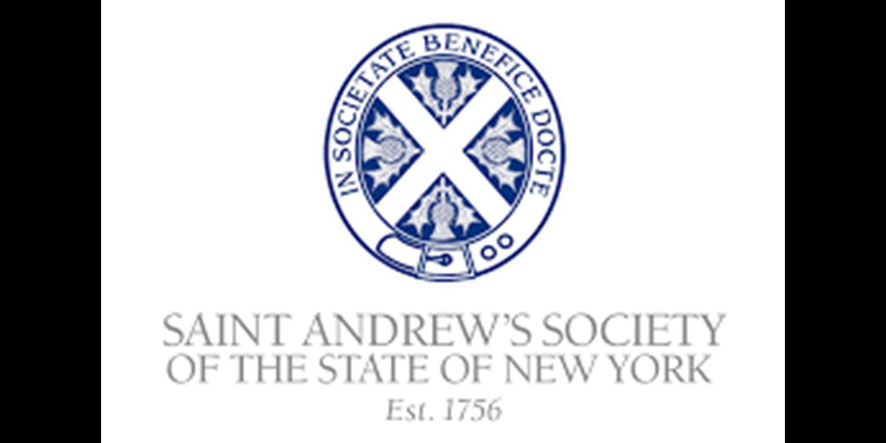 Saint Andrew's Society Graduate Scholarship Campus Deadline Event Logo