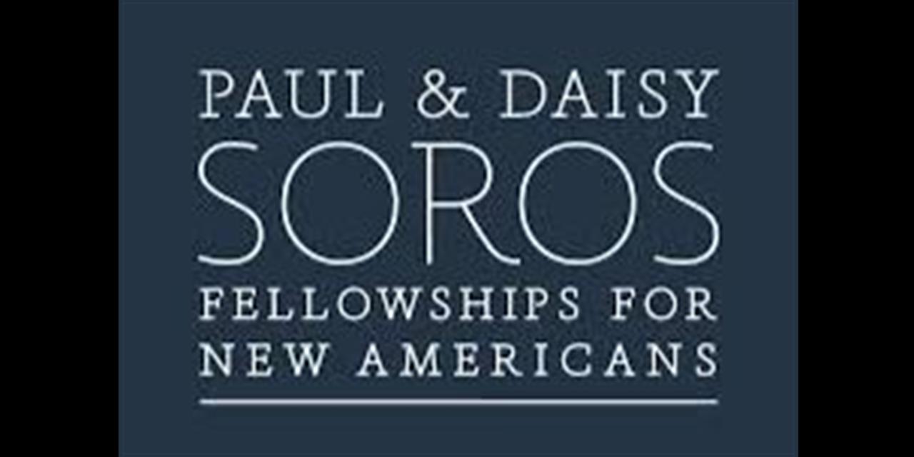 Soros Fellowships for New Americans National Deadline Event Logo