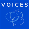 Voices's logo