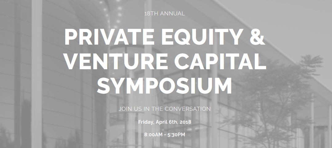 Private Equity & Venture Capital Symposium