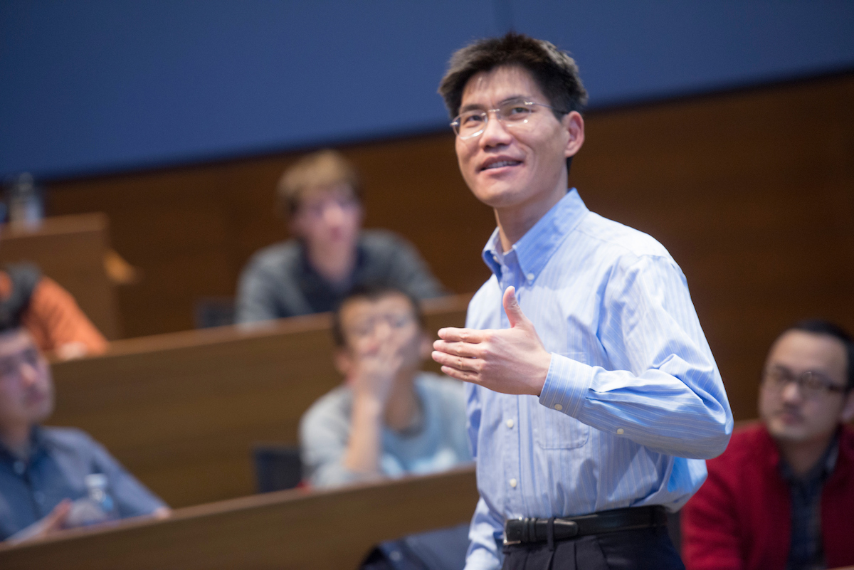 Yale SOM International Experience Beijing Student and Alumni Reception