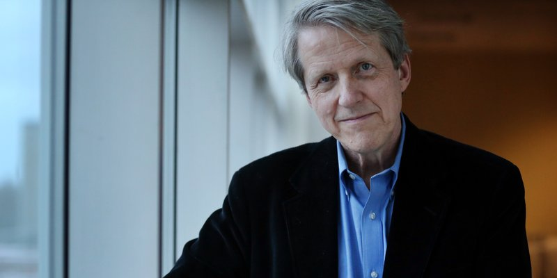 [Online Course] Financial Markets with Robert Shiller, Sterling Professor of Economics and Noble Laureate Event Logo