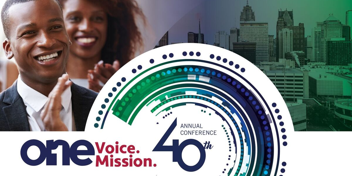 [The National Black MBA Association] 40th Annual Conference Event Logo